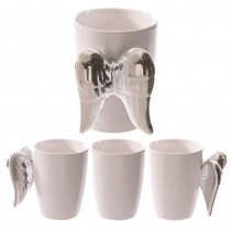 Enjoy your favourite beverage from this Angelic Mug - Ideal Gift of Just for You